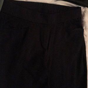 Lane Bryant Ponte trouser 14/16 long length NWT